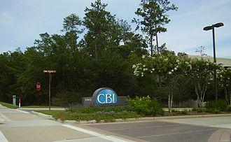 Chicago Bridge & Iron Company - Image: CBI Admin HQ Woodlands