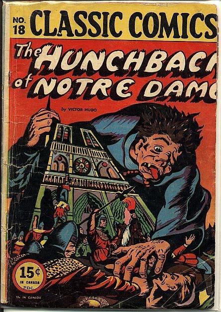 CC No 18 Hunchback of Notre Dame
