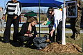 CDC holds tree dedication in memory of Jessica Lee 131218-A-WN220-257.jpg