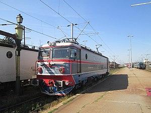 CFR Class EA - Image: CFR EA 369 at Brasov