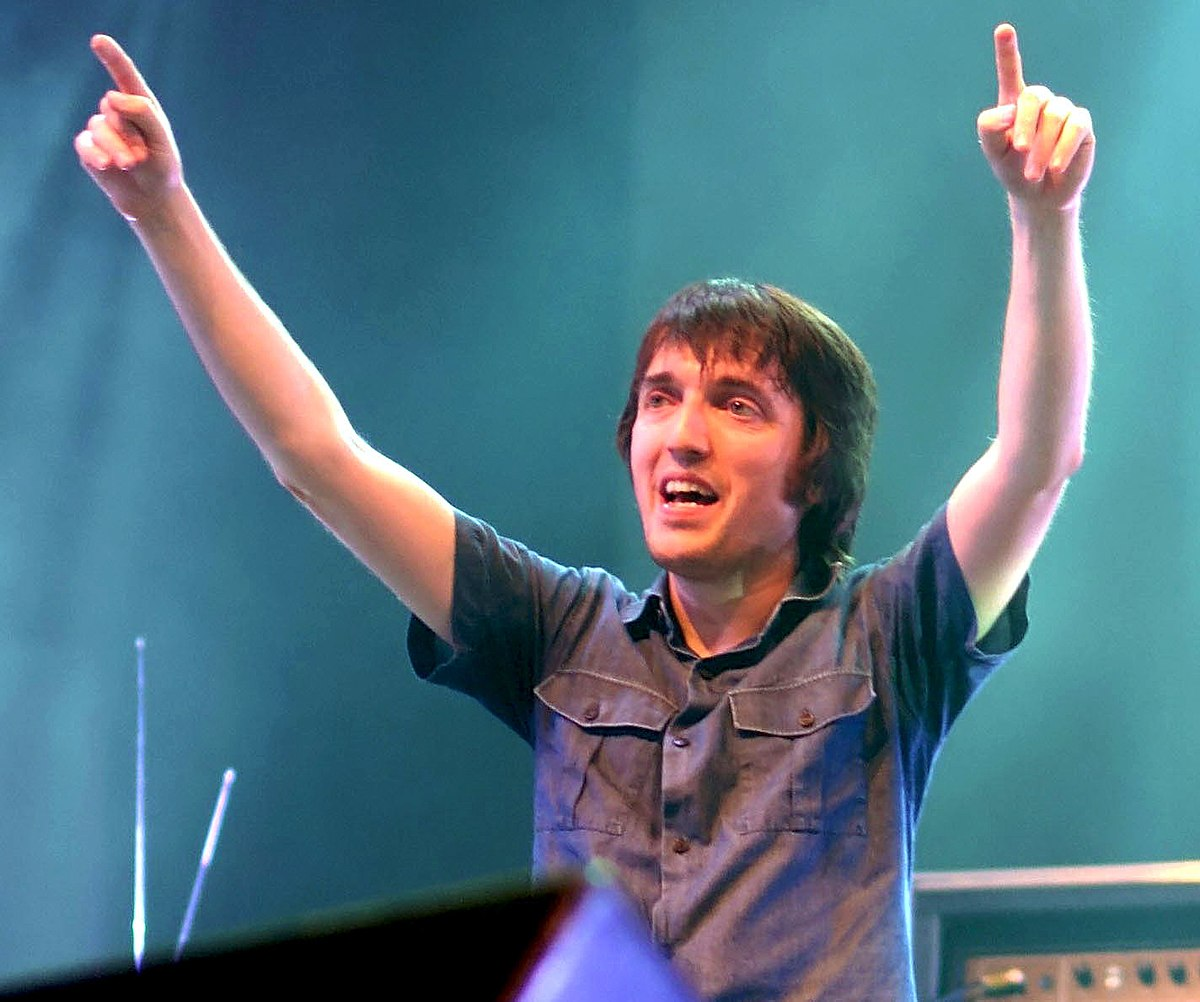 Pay For Rock After School: Colin Greenwood