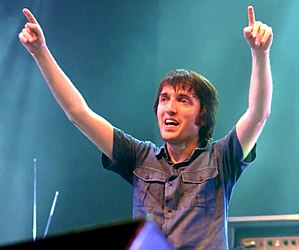 English: This is a photo of Colin Greenwood fr...