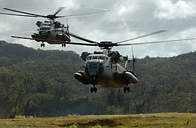 Image illustrative de l'article Sikorsky CH-53 Sea Stallion
