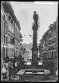 CH-NB - Bern, Gerechtigkeitsbrunnen, vue d'ensemble - Collection Max van Berchem - EAD-6620.tif