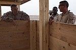 CLR-2 CO, Sgt. Maj. conduct Battle Field Circulation 130807-M-KS710-201.jpg