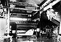 COLLECTIE TROPENMUSEUM Statiebed van de sultan in diens paleis (Kraton) te Yogyakarta Java TMnr 10003349.jpg