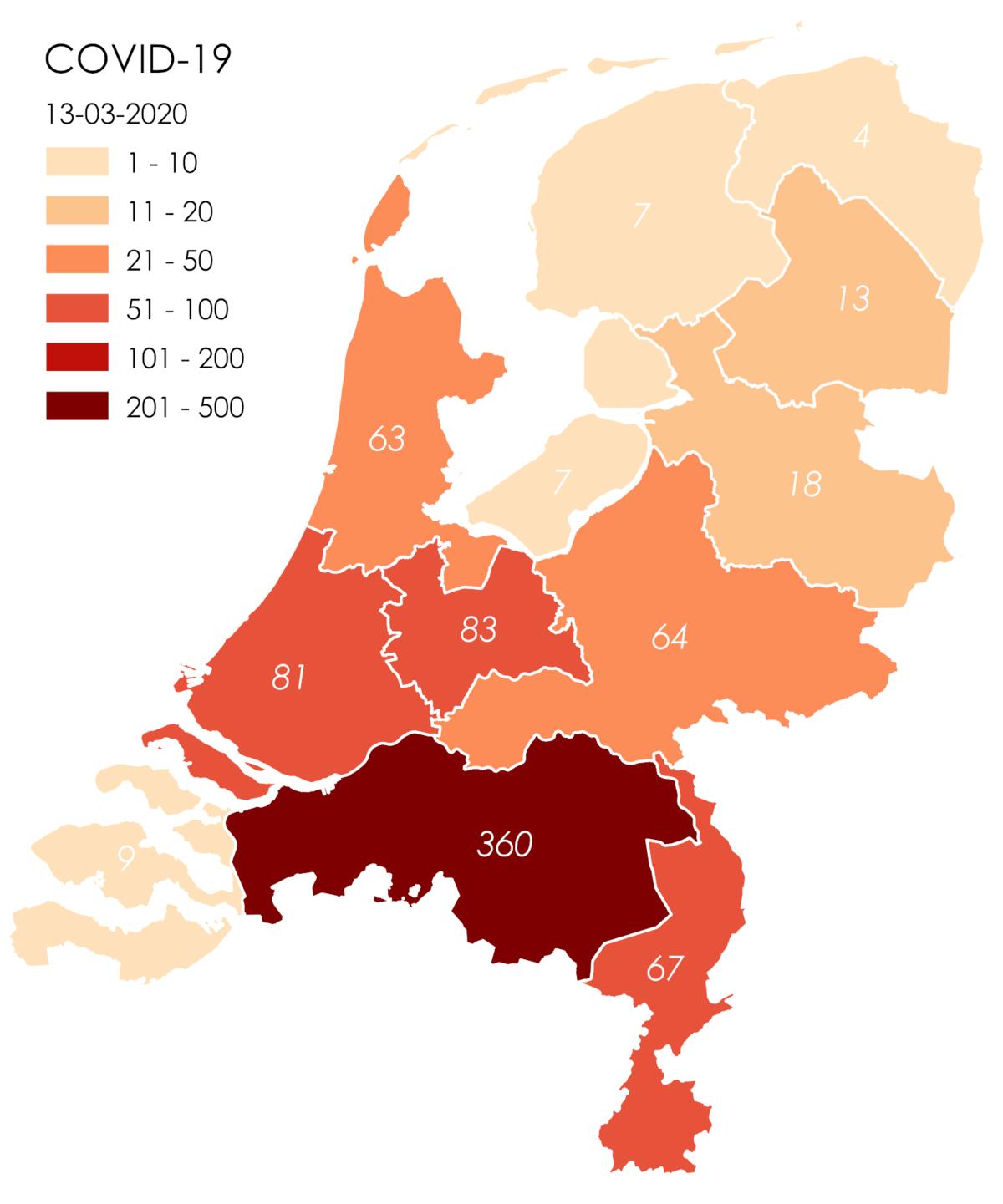 Coronavirus First Case In China: 2020 Coronavirus Pandemic In The Netherlands