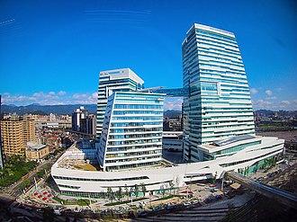 CTBC Financial Holding - CTBC Financial Park