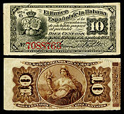 CUB-30d-El Banco Espanol de La Habana-10-Centavoj (1883).jpg