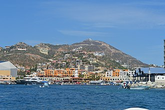 Baja California Sur - Port of Cabo San Lucas