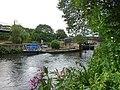 Calder ^ Hebble Navigation at Brookfoot Bridge - geograph.org.uk - 1966940.jpg