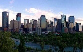 Calgary Region - Calgary