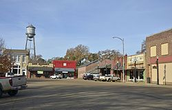 Calhoun City, Mississippi.