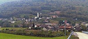 Cama, Switzerland - Image: Cama Verdabbio