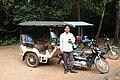 Cambodia Tuk-tuk & Driver (9728052871).jpg