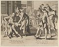 Cambyses Commanding the Flaying of the Judge Sisamnes, from Thronus Justitiae, tredecim pulcherrimus tabulis..., plate 6 MET DP836861.jpg