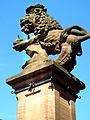 Campus Altstadt Universitätsplatz Heidelberg Ausschnitt Löwenbrunnen.jpg