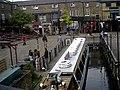 Canal Boat at Camden Lock, Camden Market - geograph.org.uk - 33565.jpg