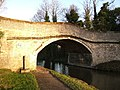 Canal Bridge No. 122 - geograph.org.uk - 653589.jpg