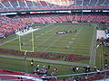 Candlestick Park field from section 46.JPG