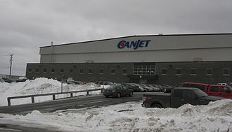 CanJet - Headquarters of CanJet in Enfield