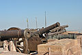 Cannons in Meherangarh Fort 24.jpg