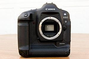 Canon EOS-1D - Image: Canon EOS 1D