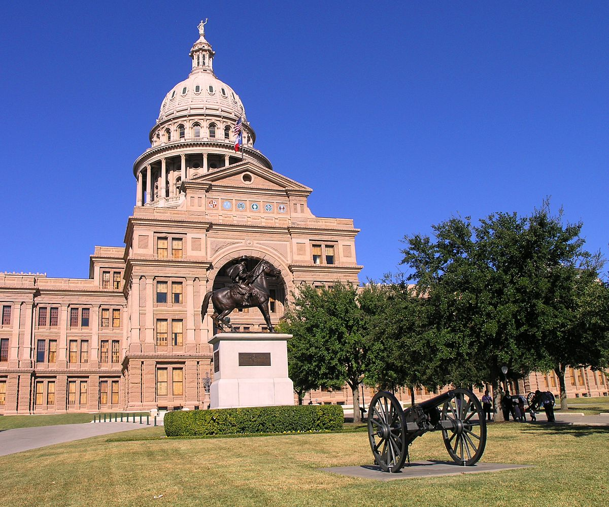 Capitole de l 39 tat du texas wikip dia for Architecte urbaniste de l etat