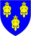 Cantilupe OfHempstonCantelow Arms.png