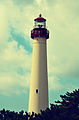 Cape May Lighthouse Cross Processed.jpg