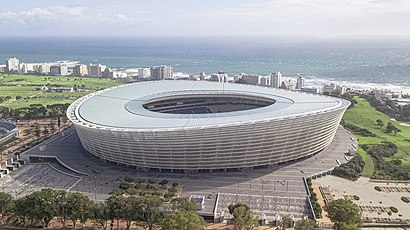 How to get to Cape Town Stadium with public transport- About the place