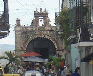 Teófilo Marxuach - Capilla de Cristo, where Teófilo and Carolina were married