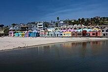 Capitola Venetian Hotel, Capitola, CA - California Beaches |Capitola California