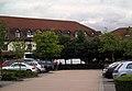 Car park at the Aztec Hotel. - geograph.org.uk - 486209.jpg