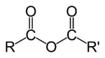 Anhydride d'acide