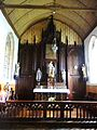 Carhaix 30 Chapelle Sainte-Anne Le choeur.jpg