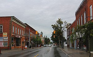 Carleton Place - Image: Carleton Place ON downtown