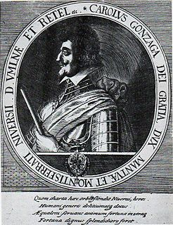 Charles II Gonzaga, Duke of Nevers