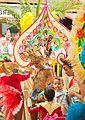 Carnaval de Santa Cruz de Tenerife, assembling participants 2.jpg