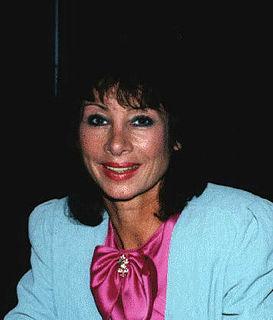 Carole Ann Ford British actress