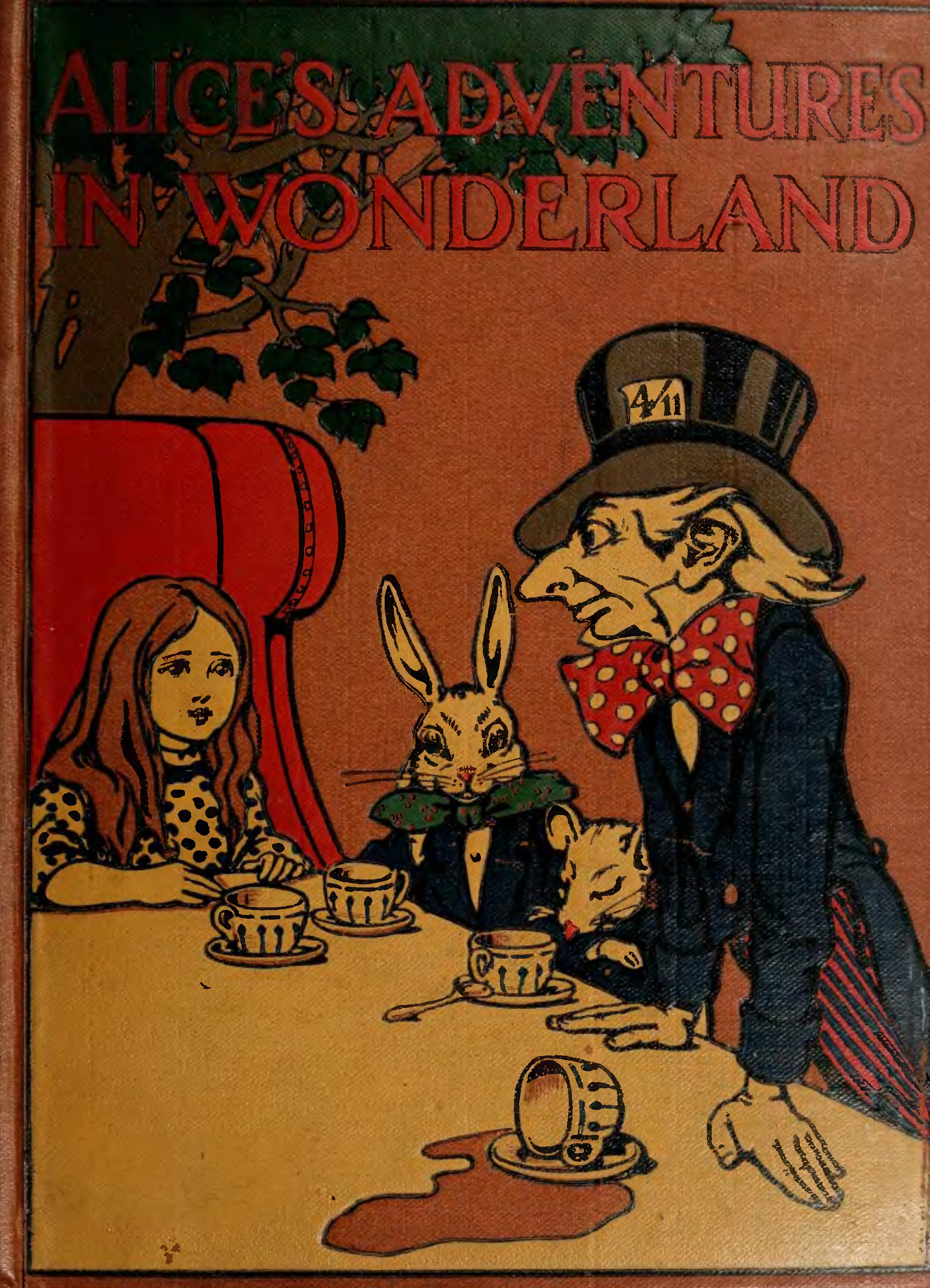 alice s adventures in wonderland and alice Alice's adventures in wonderland has 121695 ratings and 6134 reviews manny  said: good gracious said alice, i do believe i'm inside a reviewshe.