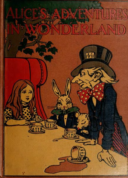 File:Carroll - Alice's Adventures in Wonderland.djvu