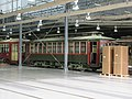 Carrollton Streetcar Barn New Orleans December 2018 02.jpg