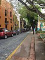 Cars parked in Old San Juan.jpg