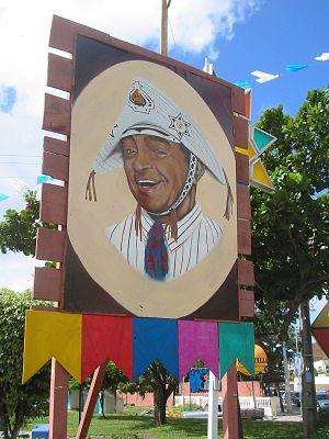Caruaru (Pernambuco), Brasil. São João 2005. Q...
