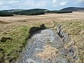 Carved out turn on the track around Pen Cerrig - geograph.org.uk - 2362798.jpg