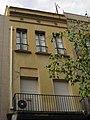 Casa Ramon Argemí, c. Font Vella 45, detall.jpg