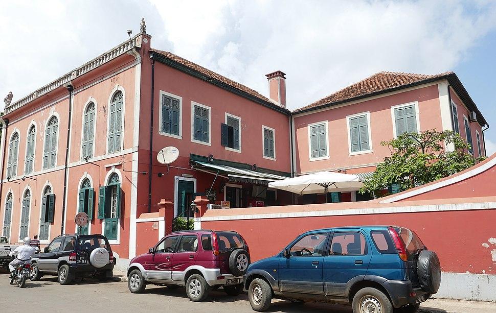 Casa da Cultura à São Tomé (1)