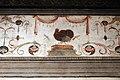 Casa romei, sala della scimmia, 02 tacchino.jpg