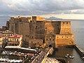 Castel dell'Ovo, Napoli, Italy.JPG